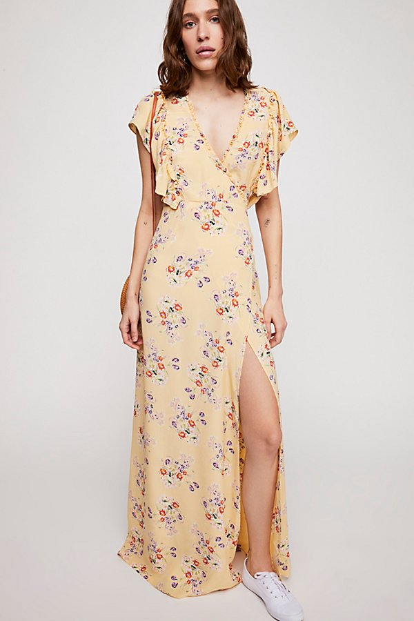Slide View 2: Primrose Wrap Dress