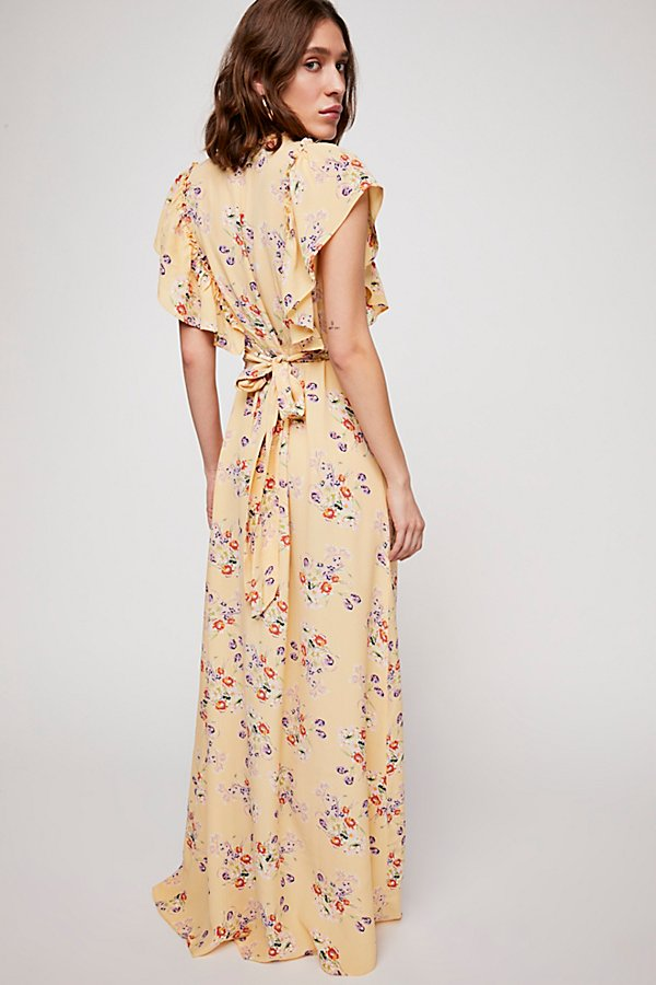 Slide View 3: Primrose Wrap Dress