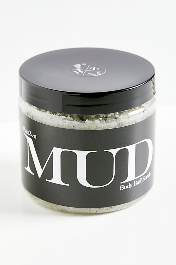 Slide View 1: BajaZen Mud Body Buff Scrub