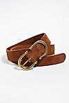 Thumbnail View 2: Infinity Suede Belt