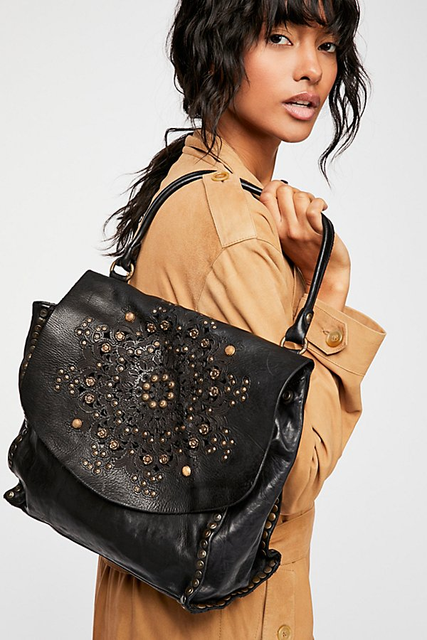 Slide View 1: Brescia Embellished Satchel
