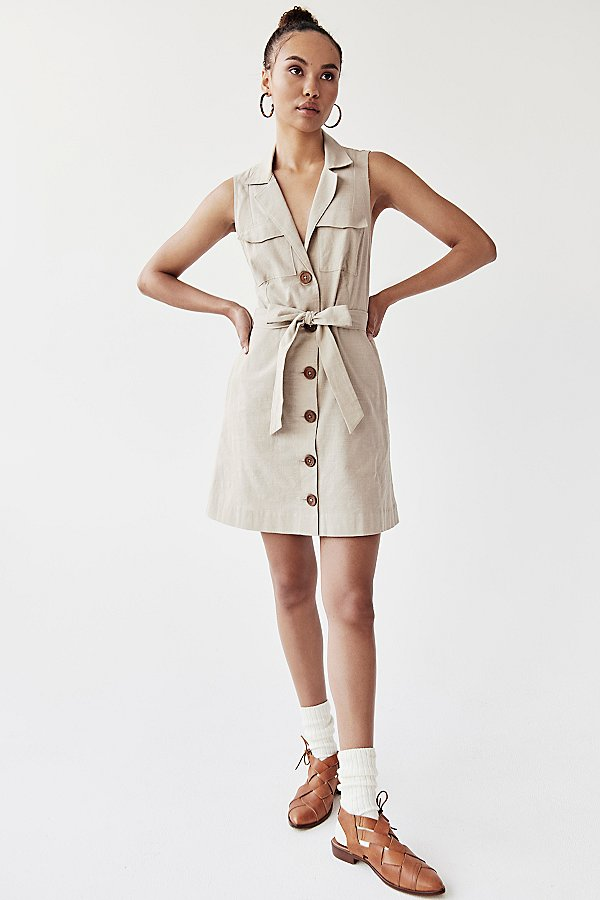 Hepburn Mini Dress by Free People
