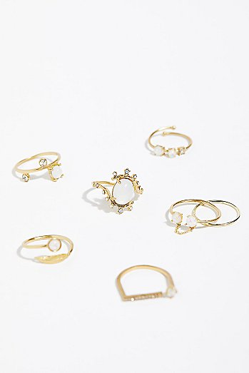 Duchess Delicate Ring Set