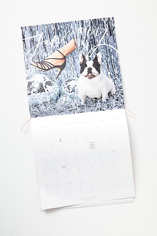 Slide View 5: Fp 2018: Year Of The Dog Calendar