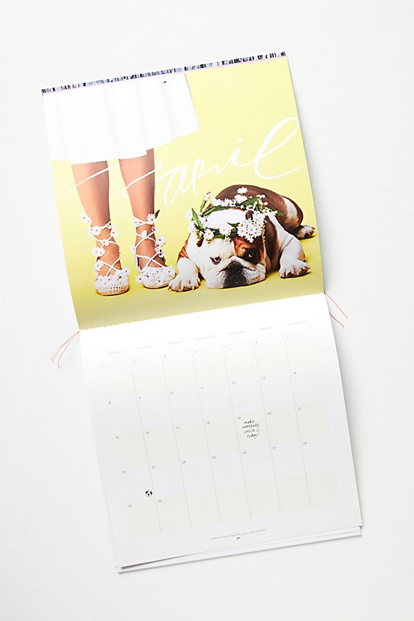 Slide View 2: Fp 2018: Year Of The Dog Calendar