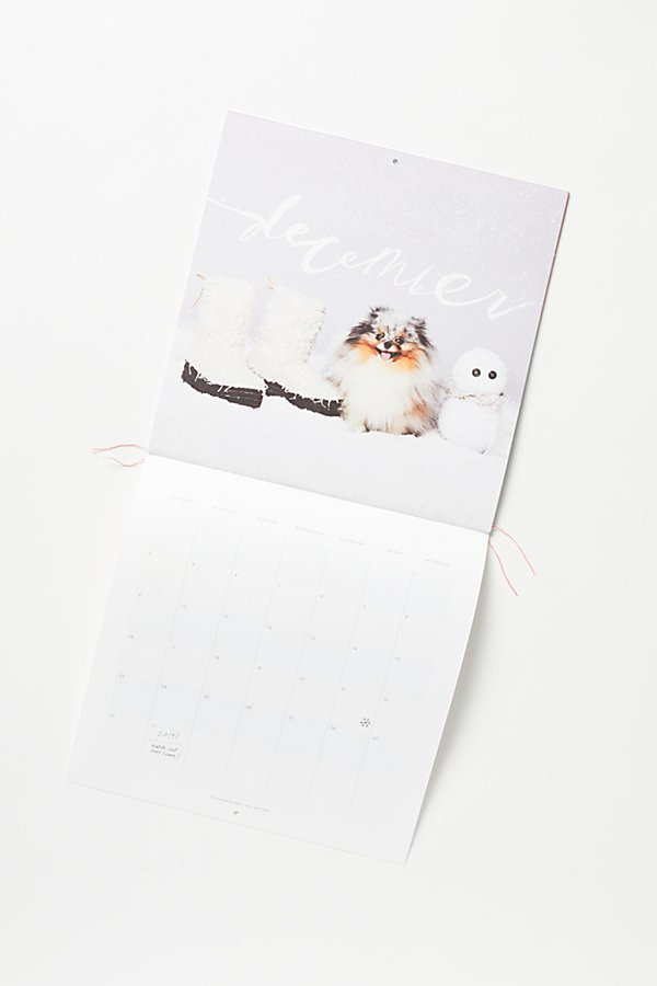 Slide View 8: Fp 2018: Year Of The Dog Calendar