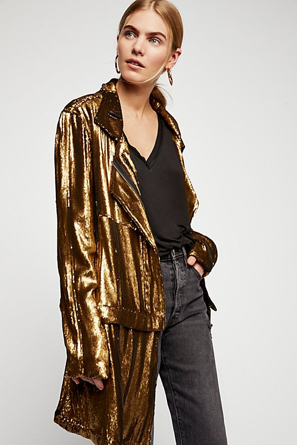 Slide View 2: Willow Sequin Jacket