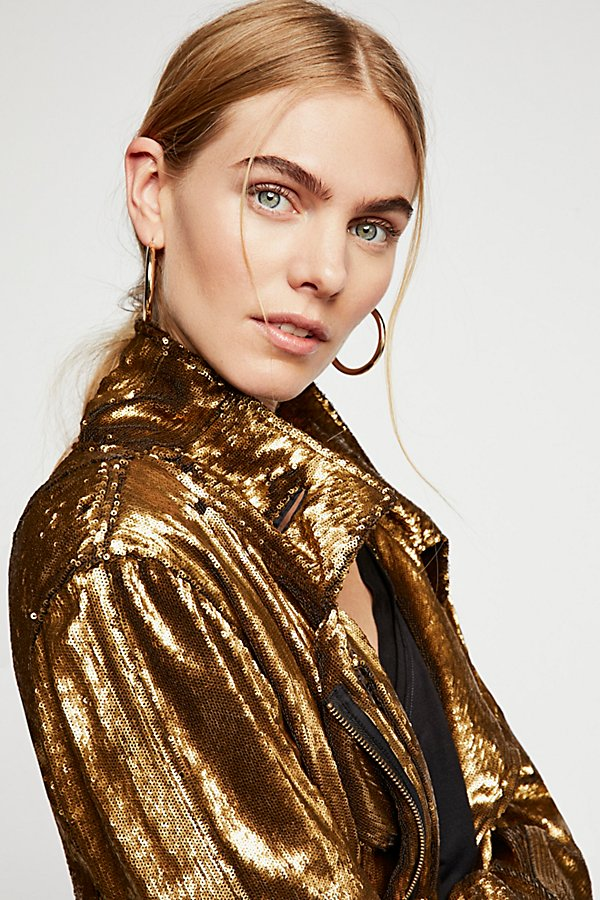 Slide View 3: Willow Sequin Jacket