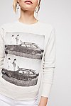 Thumbnail View 4: Saguro Graphic Pullover
