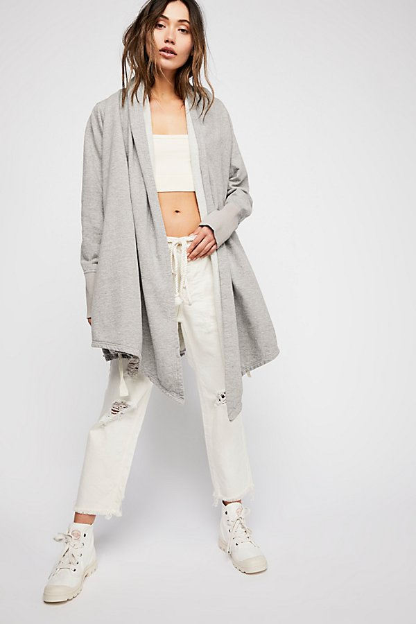 Slide View 1: Lounge Sweat Cardi