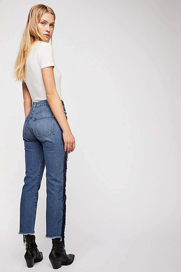 Slide View 2: 3x1 Higher Ground Crop Jeans