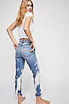 Thumbnail View 1: 3x1 Higher Ground Crop Jeans