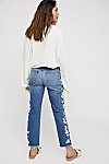Thumbnail View 2: 3x1 Higher Ground Crop Jeans