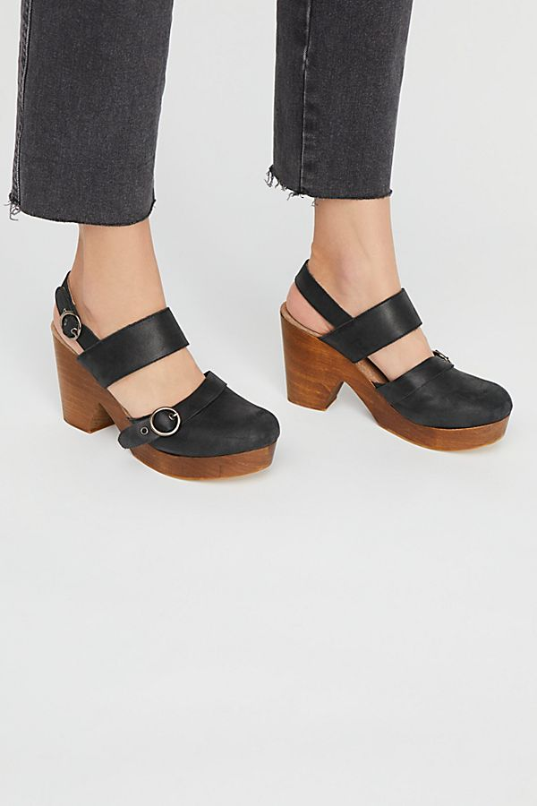 Free People Park Circle Clog qoo4Jn1r