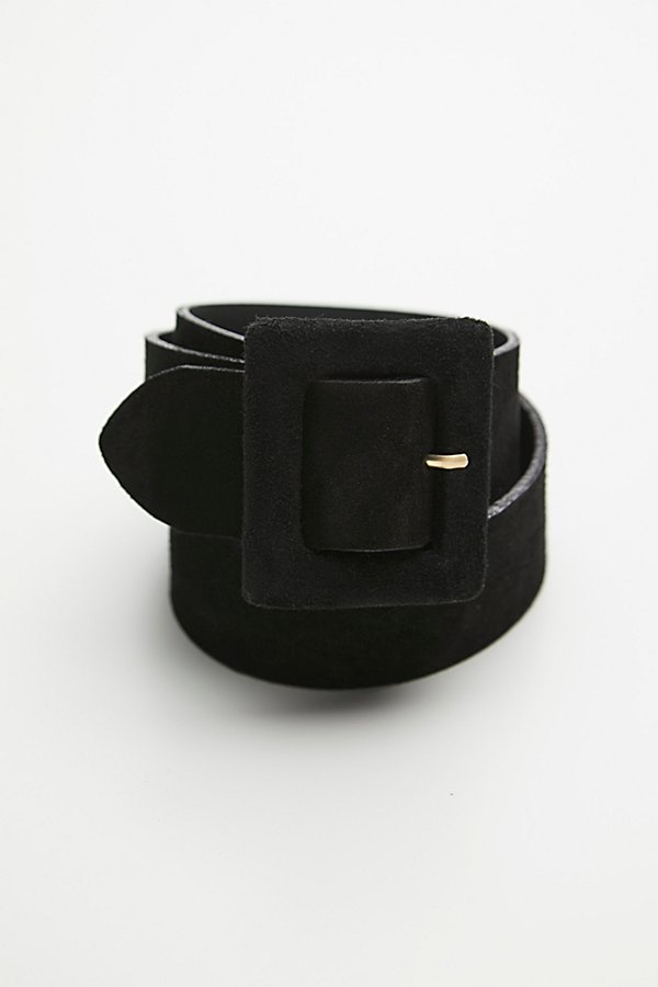 Slide View 3: Clara Suede Belt