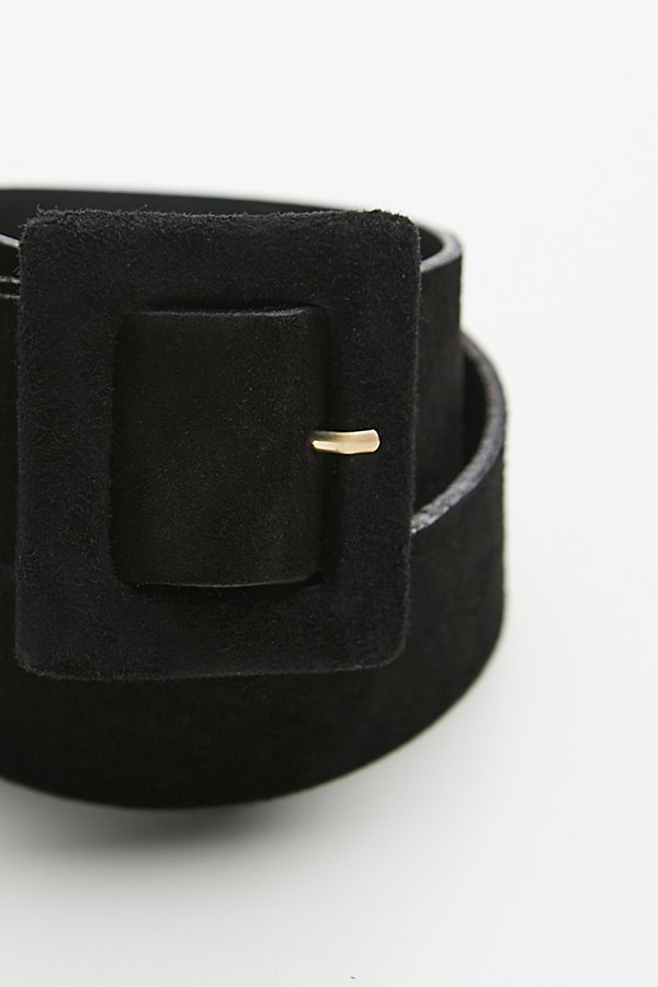 Slide View 4: Clara Suede Belt