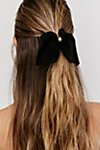 Thumbnail View 1: Chiffon Bow Hair Claw
