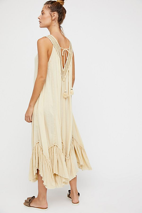 Dreams Of Bali Maxi Dress | Free People