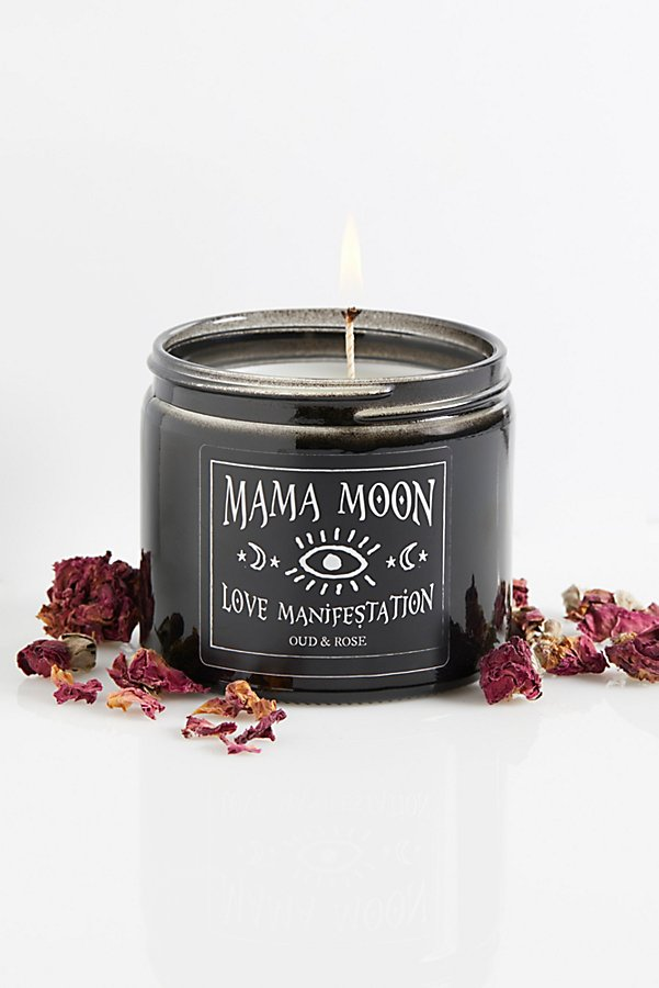 Slide View 1: Mama Moon Candle