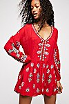 Thumbnail View 1: The Arianna Embroidered Tunic