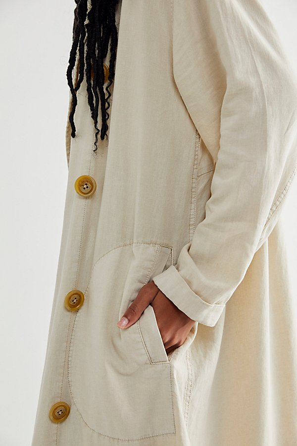 Slide View 4: Sweet Melody Trench Coat