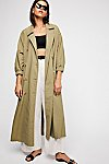 Thumbnail View 2: Sweet Melody Trench Coat