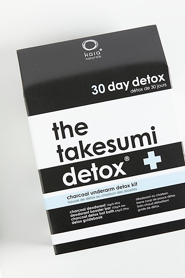 Slide View 2: Kaia Naturals Takesumi 30 Day Detox