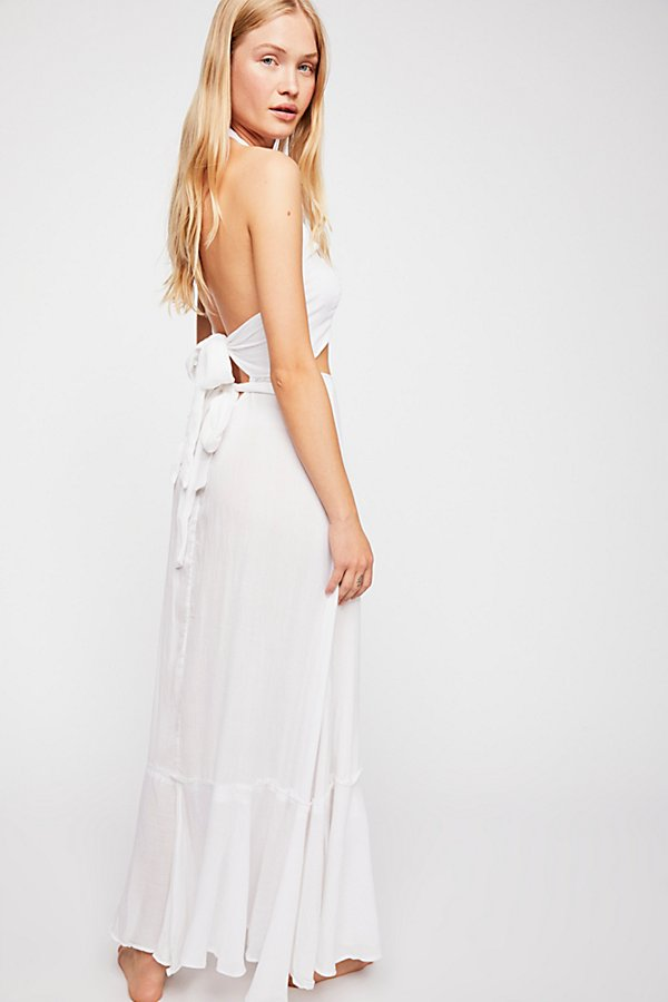 Slide View 2: Bring On The Heat Maxi Dress