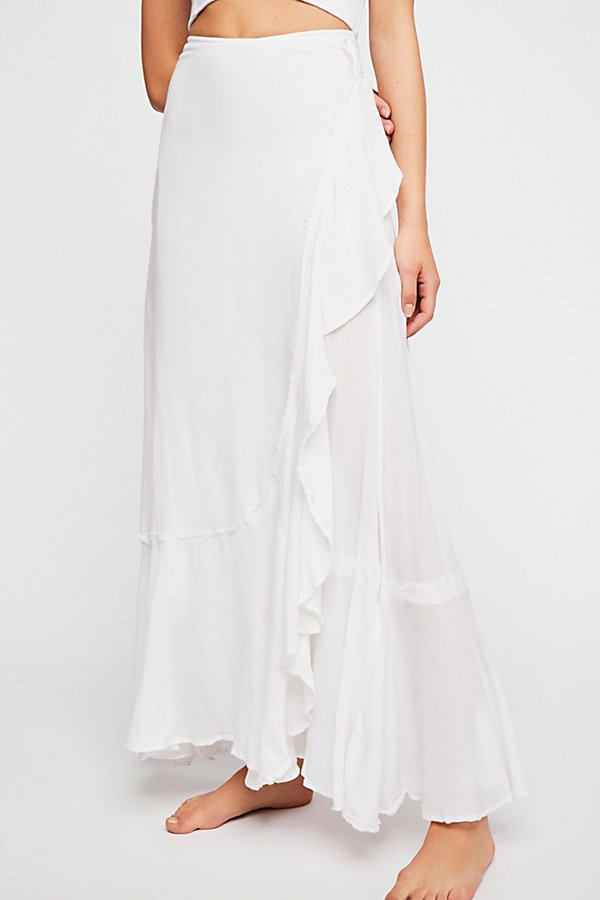 Slide View 4: Bring On The Heat Maxi Dress