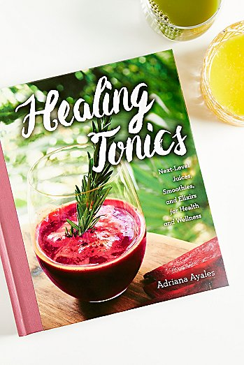 Healing Tonics Cookbook