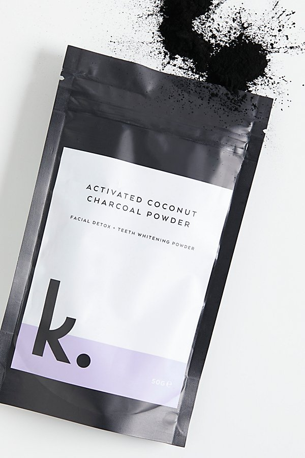 Slide View 1: Keeko Activated Coconut Charcoal Powder