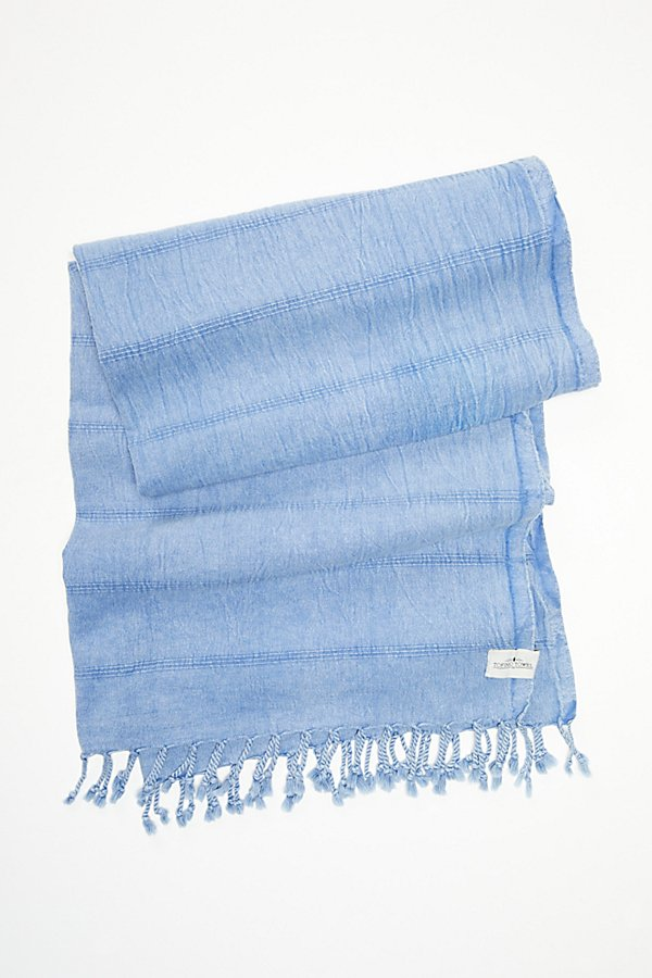 Slide View 1: Shore Washed Lightweight Towel