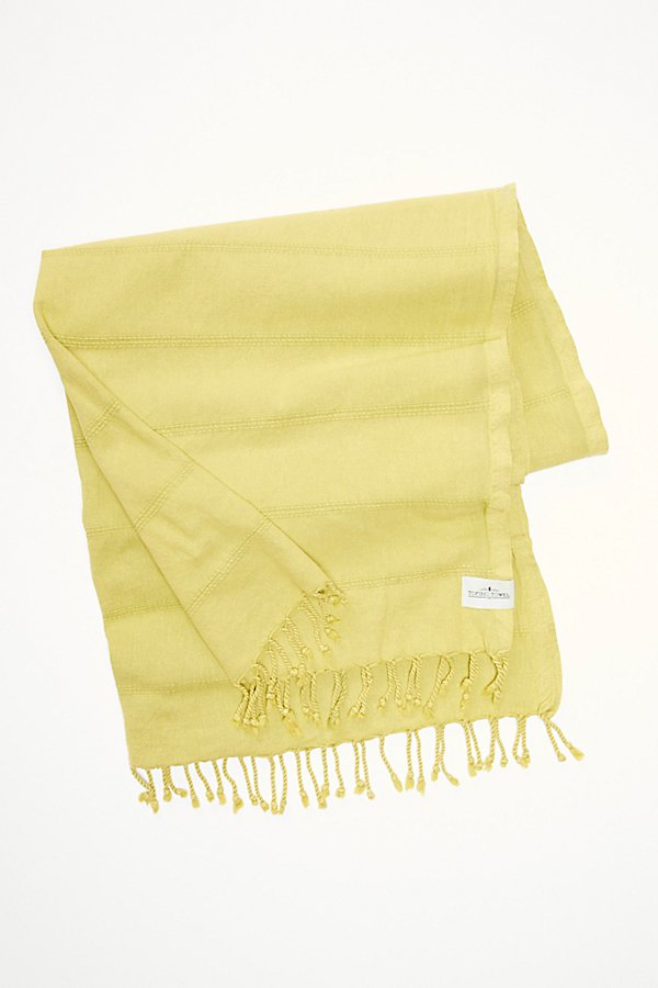 Slide View 2: Shore Washed Lightweight Towel