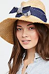Thumbnail View 1: Blue Jeans Straw Hat