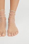 Thumbnail View 1: Hey You Sheer Anklet