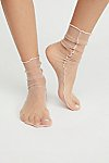 Thumbnail View 2: Hey You Sheer Anklet