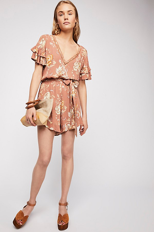 Slide View 4: Rosa Playsuit