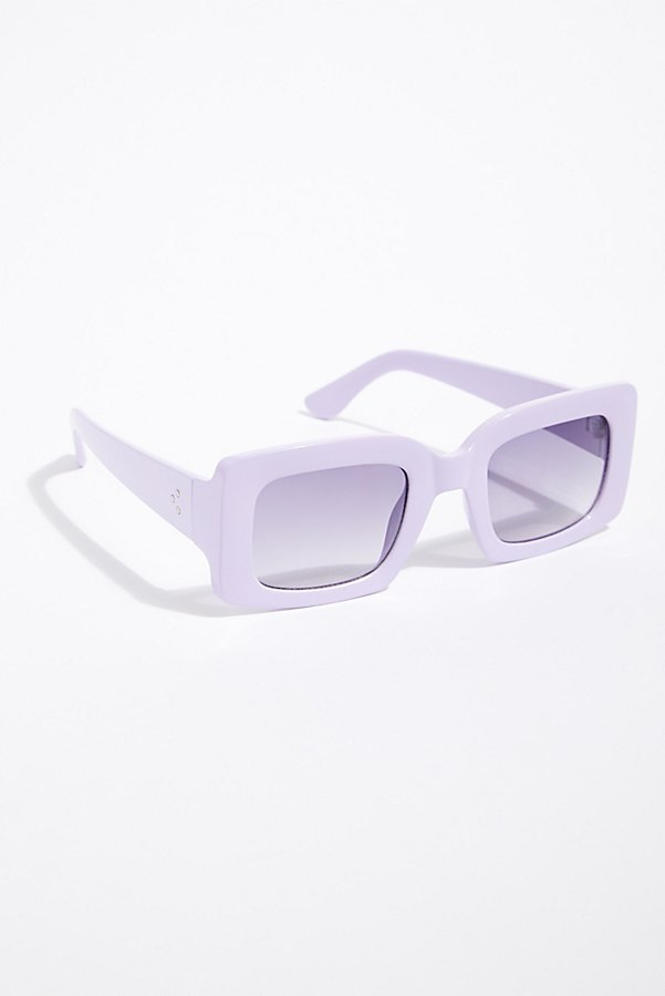 Slide View 3: Babetown Square Sunglasses
