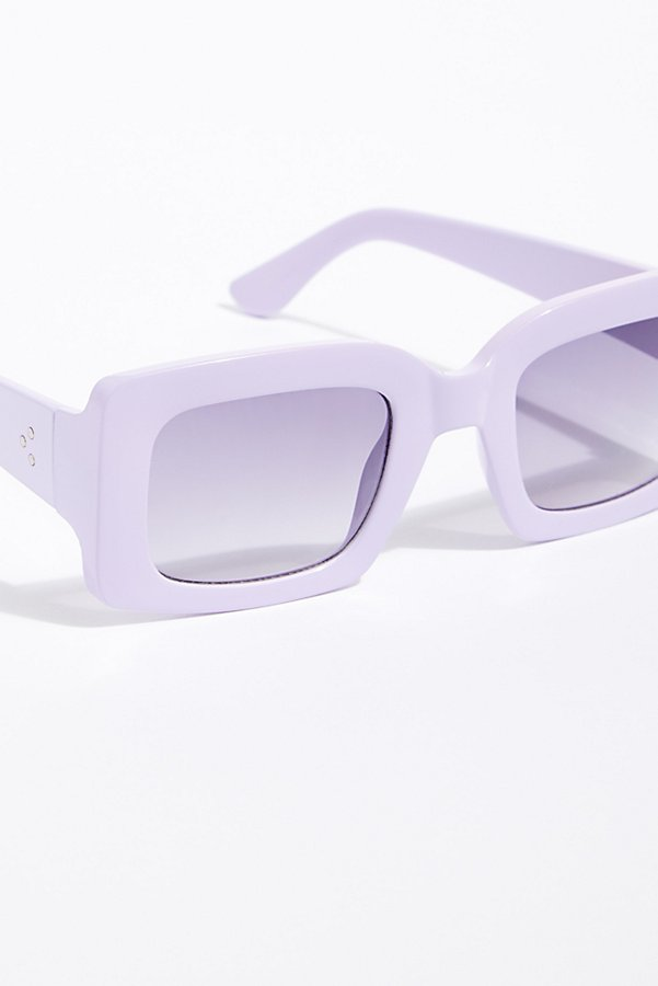 Slide View 4: Babetown Square Sunglasses