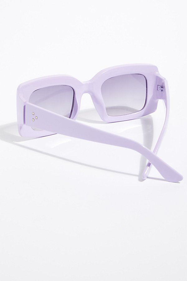 Slide View 5: Babetown Square Sunglasses