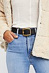 Thumbnail View 1: Downtown Leather Belt