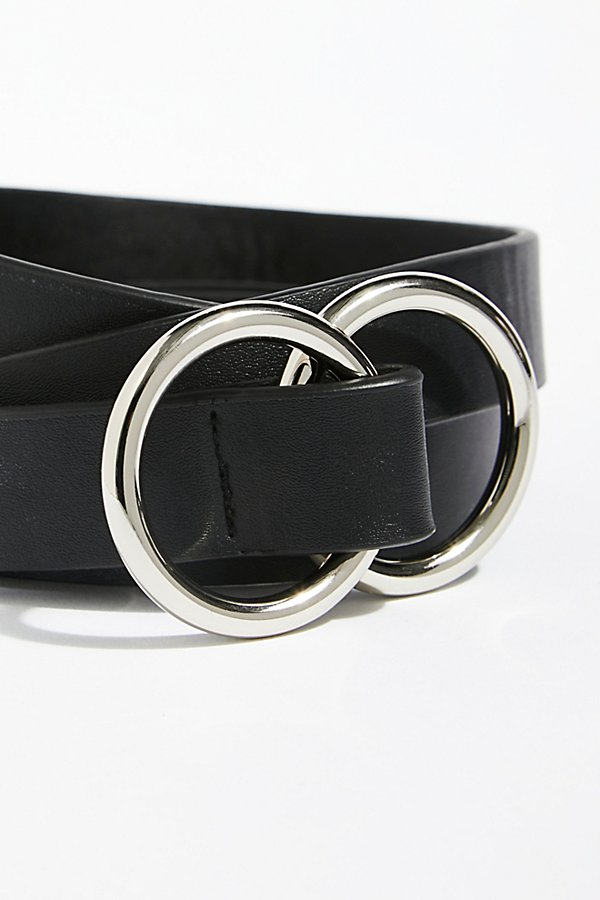 Slide View 4: Elise Vegan Wrap Belt
