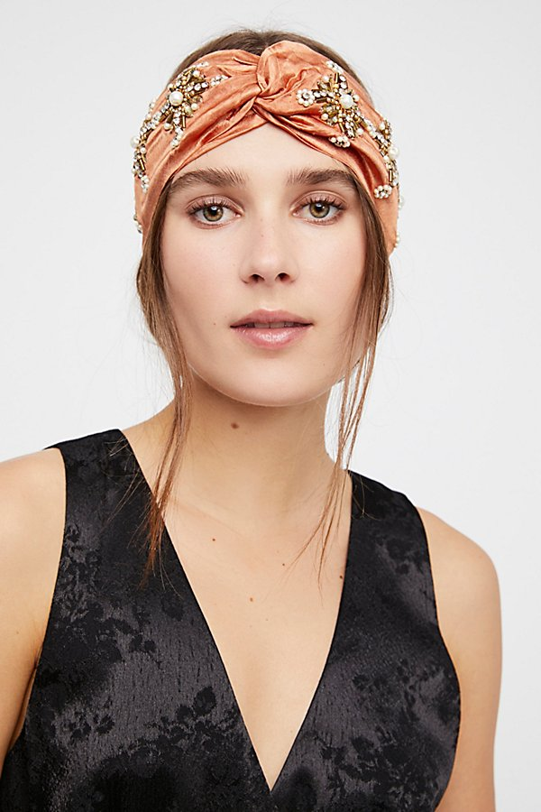 Slide View 1: Lory Embellished Turban
