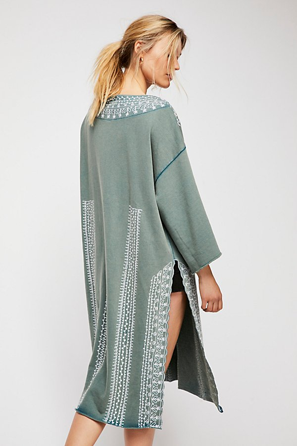 Slide View 2: Out On The Town Maxi Pullover
