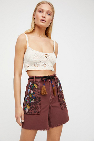 Byron Bay Embellished Short by Free People