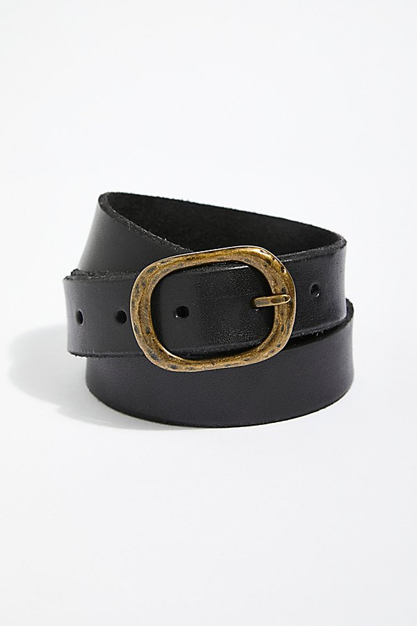 Slide View 2: Vienna Leather Belt