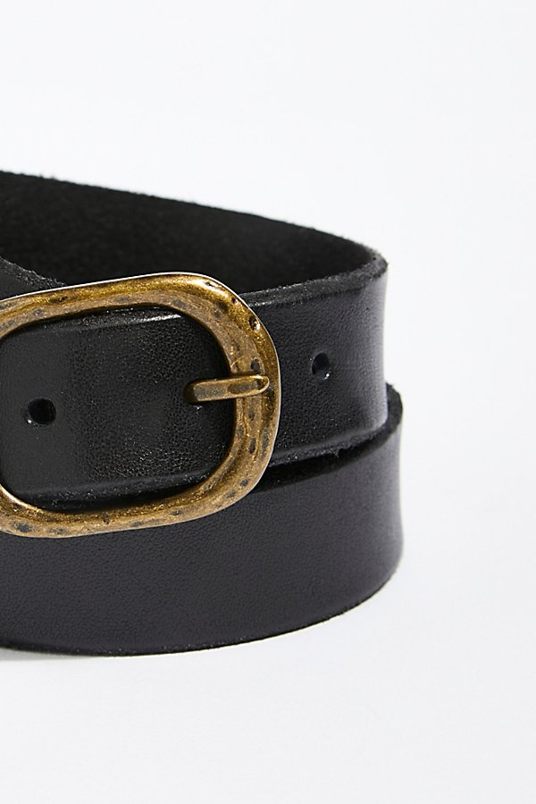 Slide View 3: Vienna Leather Belt