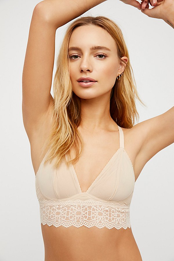 Slide View 1: Cross Back Bralette