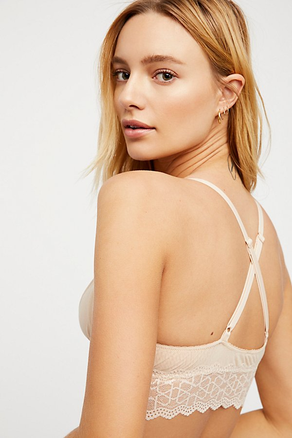 Slide View 2: Cross Back Bralette