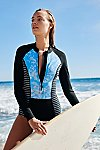Thumbnail View 3: Grazie Cheeky One-Piece Surf Suit